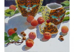 Apricots and Urns