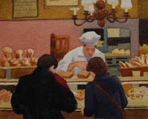 Boulangerie Lyon