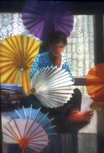 The Umbrella Maker