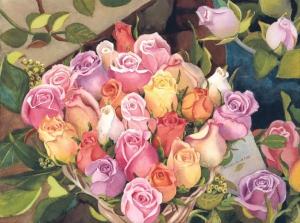 Twenty Nine Rosebuds
